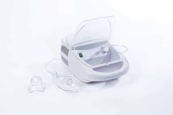 CareMed Nebulizer CNB69009 with open lid