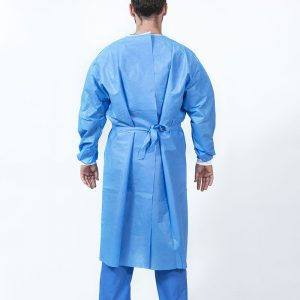CareMed Single-Use SMS Isolation Gown (Pack of 10)