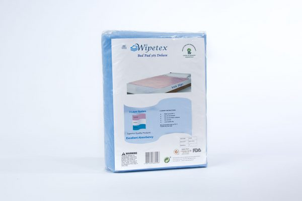 Wipetex Bed Pads 365 Deluxe BP365 package