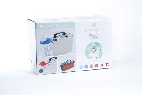 Suction Portable Machine Aspirator box