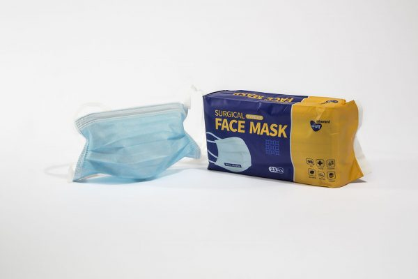 Surgical Face Masks Type IIR with twin ties